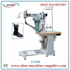 Long Boot Sewing Machine LX-669L