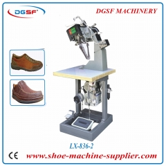 Out Seam Shoe Sole Stitching Machine LX-836-2